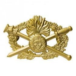 Insigne métal Brevet O.P.J Qualification Supérieure