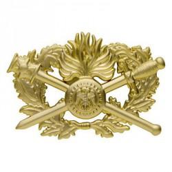 Insigne métal Brevet Corps de Soutien Technique Administratif 2° Niveau