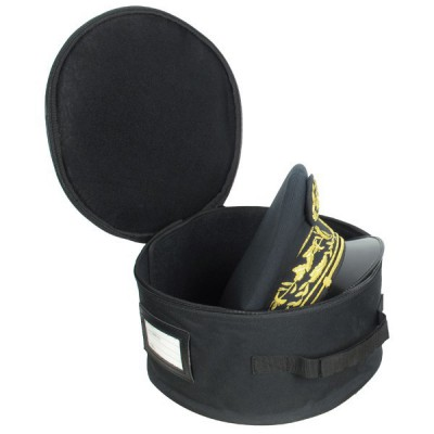 Porte casquette rigide de Police