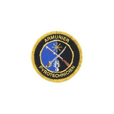 Ecusson | Armurier Pyrotechnicien de la Gendarmerie Nationale