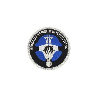 Ecusson Brigade rapide d'Intervention Gendarmerie sur Autoroute