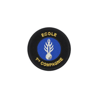 Compagnie d'Instruction des Gendarmes Adjoints Ecusson