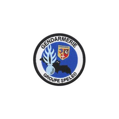 Ecusson | Spéléologues d'Isère de la Gendarmerie