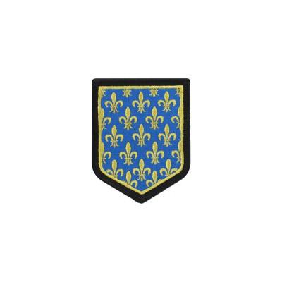 Ecusson forme blason | Etat Major Gendarmerie Mobile Ile de France