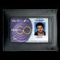 Porte carte Forces de l'Ordre vertical 2 volet - GK Pro