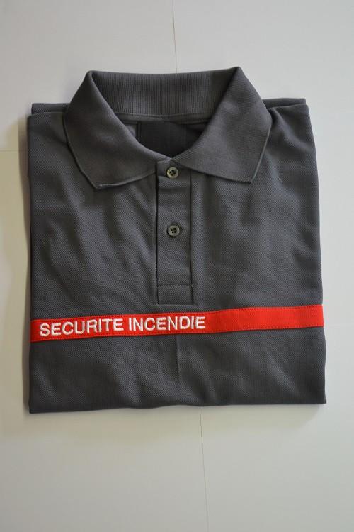 Incendie Habimat Vêtement Sécurité Ssiap Polo Maille UjzSMVLqpG