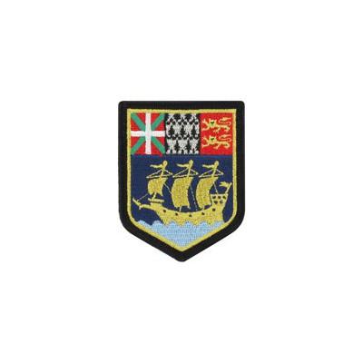 Ecusson | Compagnie de Gendarmerie de Saint Pierre et Miquelon