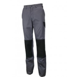 Pantalon TYPHON Light gris/noir