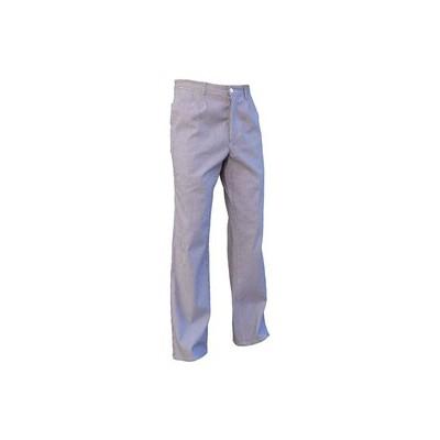 Pantalon de Cuisine | Pied de poule, Coton élastiqué