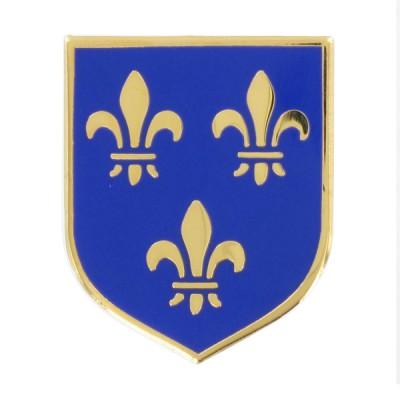 Ecusson de fond de pucelle Gendarmerie