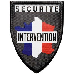 Ecusson sécurité intervention