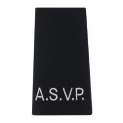 Fourreaux drap A.S.V.P