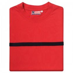Tee shirt SSIAP avec broderie personnalisée