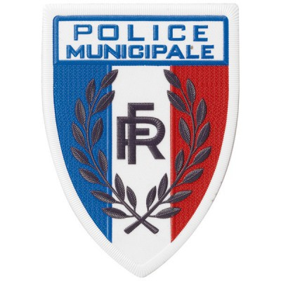 Grand écusson rigide | Police Municipale