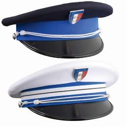 Casquette Cérémonie | Police Municipale
