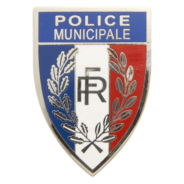 Habimat Insigne De Calot Police Municipale