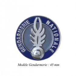 Médaille Flamme Gendarmerie Nationale