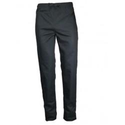 Pantalon cordon noir