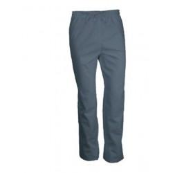 Pantalon cordon gris