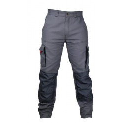 Pantalon TYPHON PLUS gris