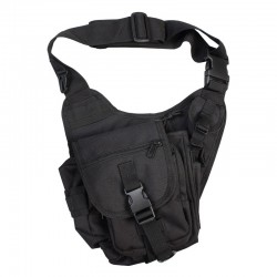 Sacoche TACTICAL SHOULDER 7L noir