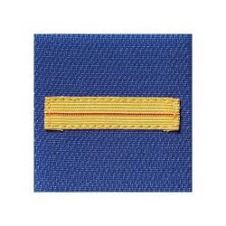 Galon de Poitrine Souple Police Municipale Brigadier