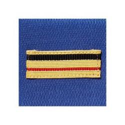 Galon de Poitrine Souple Police Municipale Brigadier Chef Principal