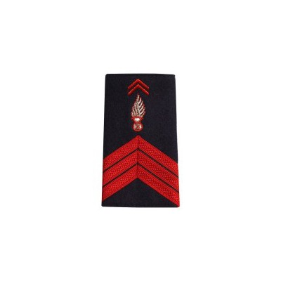 Fourreaux Sapeurs Pompiers Caporal
