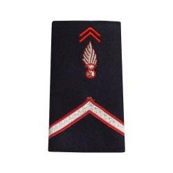 Fourreaux Sapeurs Pompiers Sergent