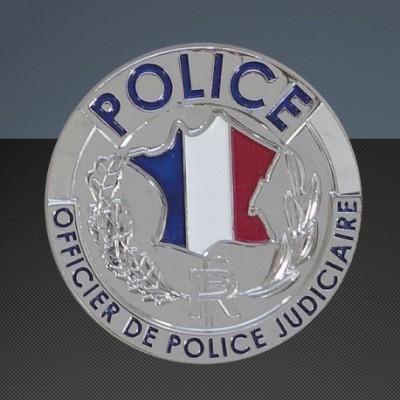 Médailles Police