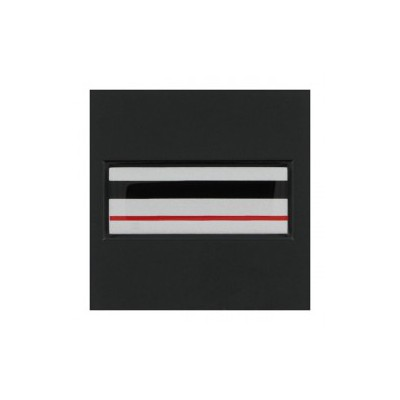 Galon de poitrine plastifié Gendarmerie Major