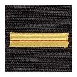 Galon de poitrine souple Gendarmerie Adjudant