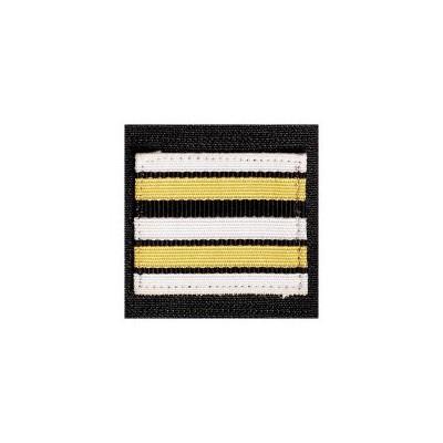 Galon de poitrine souple Gendarmerie Lieutenant Colonel