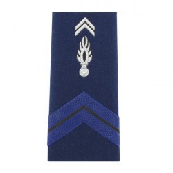 Fourreaux souples Gendarme Adjoint Brigadier