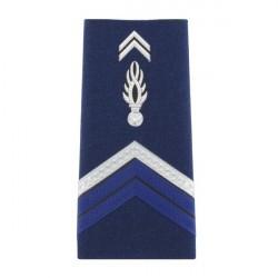 Fourreaux rigides Gendarme Adjoint Brigadier Chef