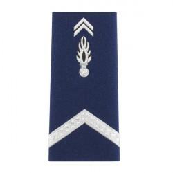Fourreaux rigides Gendarme Adjoint Maréchal des Logis