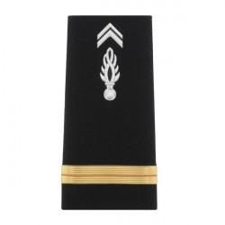 Fourreaux rigides Gendarmerie Adjudant