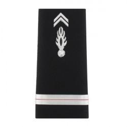 Fourreaux rigides Gendarmerie Adjudant Chef