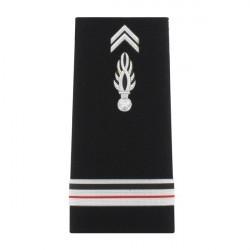 Fourreaux rigides Gendarmerie Major