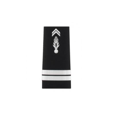 Fourreaux rigides Gendarmerie Lieutenant