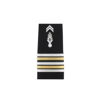 Fourreaux rigides Gendarmerie Lieutenant Colonel