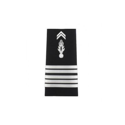 Fourreaux rigides Gendarmerie Colonel
