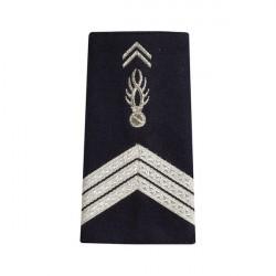 Fourreaux souples Gendarmerie Maréchal des Logis Chef