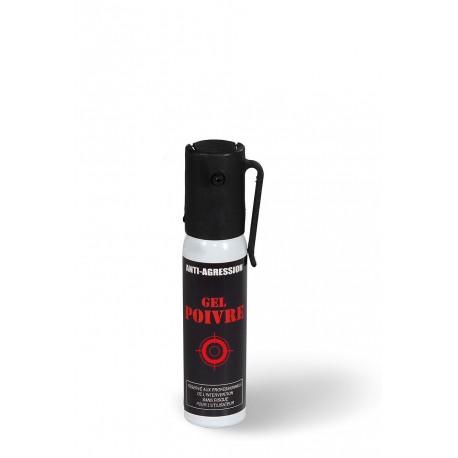 Aérosol de défense | gel poivre | 25 ml
