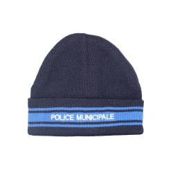 Bonnet Police Municipale bandes gitane