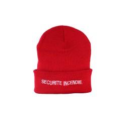 Bonnet Sécurité Incendie
