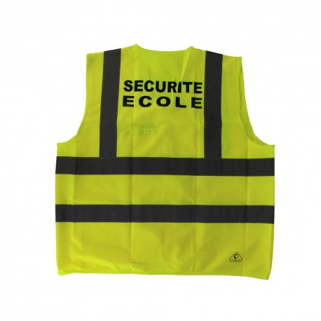 Gilet de Sécurité pour Ecole | Haute Visibilité