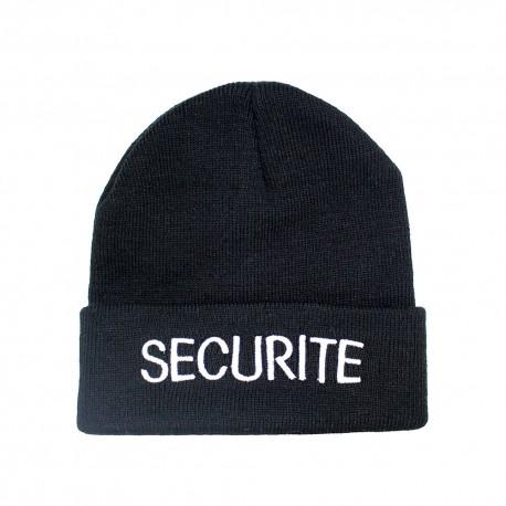 Bonnet Sécurité | Couleur Noir, Taille unique