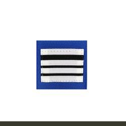 Galon de Poitrine Souple Police Municipale Directeur