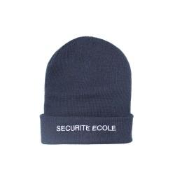 Bonnet marine Sécurité Ecole